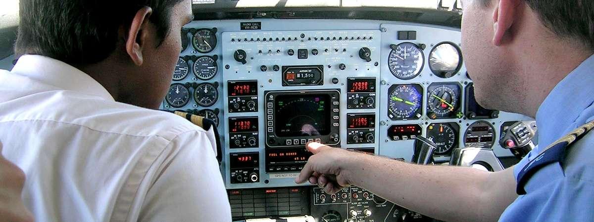 JFC Flight Training